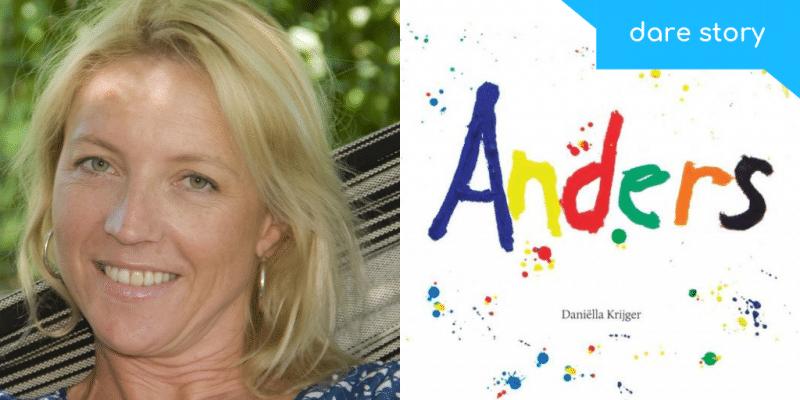 Daniella Krijger boek Anders