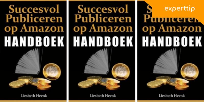 handboek publiceren op Amazon