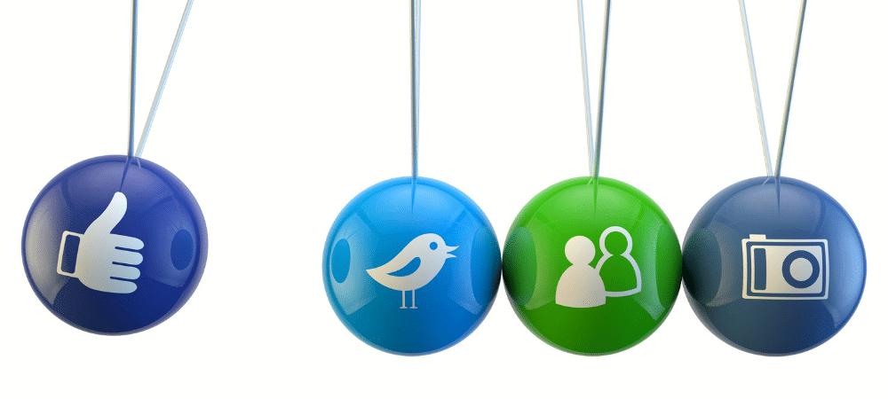 social media als online marketingmiddel