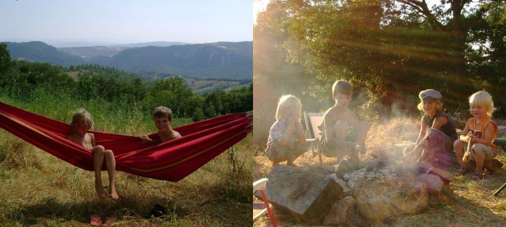 Met 4 kinderen verhuizen naar Toscane